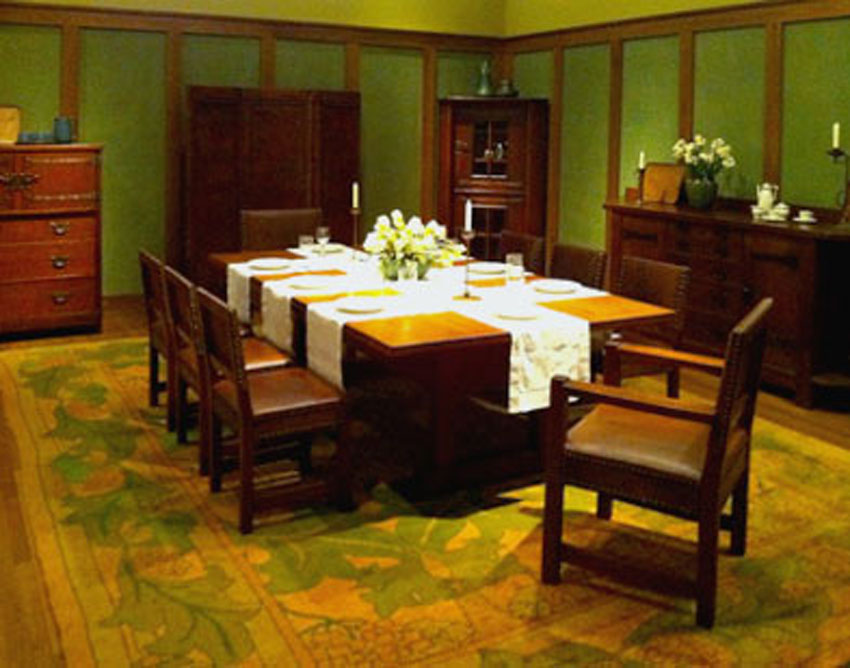 Stickley Dining Room Furniture Stickley By Ej Audi